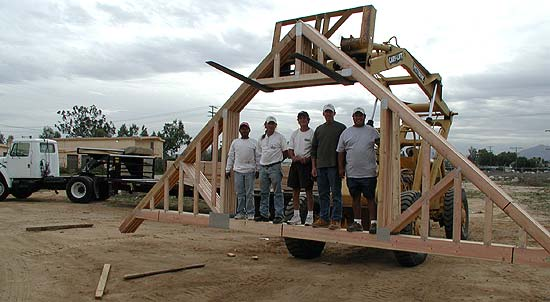 Aloha Lumber And Truss Inc About Us Truss Yard In